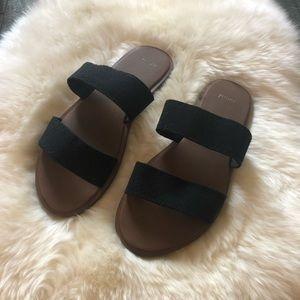 Sanuk Slide On Sandals (Yoga Mat)